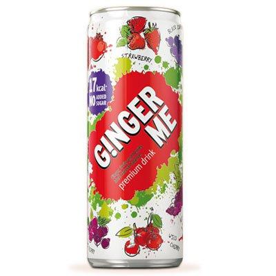Ginger Me 0.25л ж/б (24 шт)