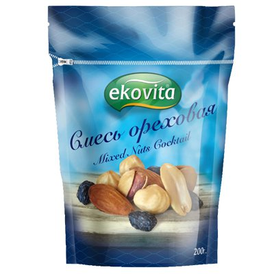 Смесь ореховая Ekovita 200гр