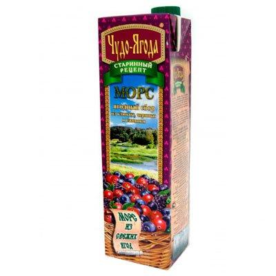 Чудо-Ягода ягодный сбор 1,0л (12шт.)