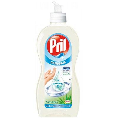 "Средство для мытья посуды ""Pril"" Бальзам алоэ-вера 0,45л (2 шт)"
