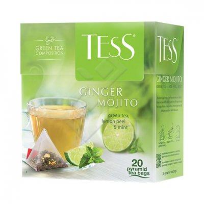 Tess / Тесс Ginger Mojito (20пир.)
