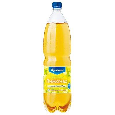 Напиток Волжанка Лимонад 1,5л пэт (6шт)