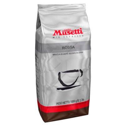Кофе Musetti Rossa зерно м/у (1кг)