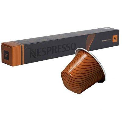 Кофе в капсулах Nespresso / Неспрессо Caramelito (10шт)