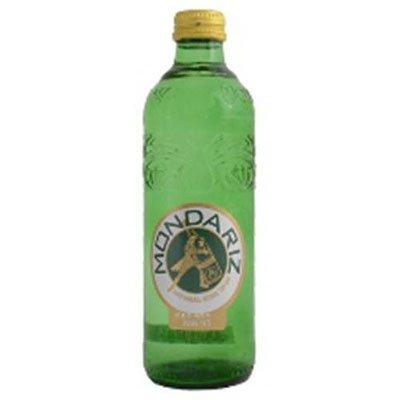 Вода Mondariz / Мондарис 0.33 литра, газ, стекло, 35шт. в уп.
