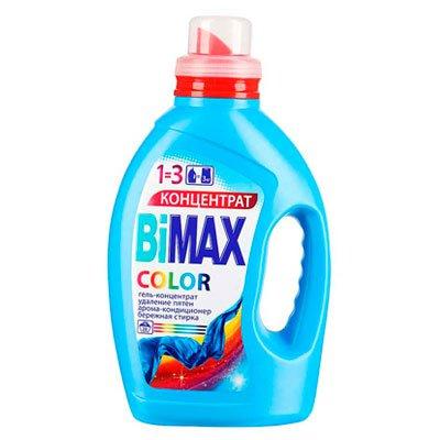 Гель для стирки BIMAX колор 1,5л