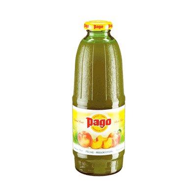 Pago / Паго персиковый 0,75л ст. (6шт.)