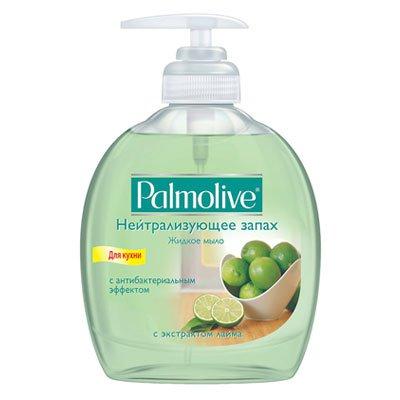 Жидкое мыло Palmolive нейтрализ.запах(лайм) 300мл