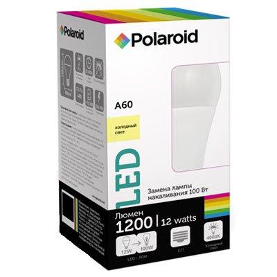 Светодиодная лампа Polaroid PL60-12273