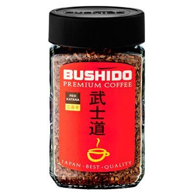 Bushido Red Katana растворимый ст (100гр)