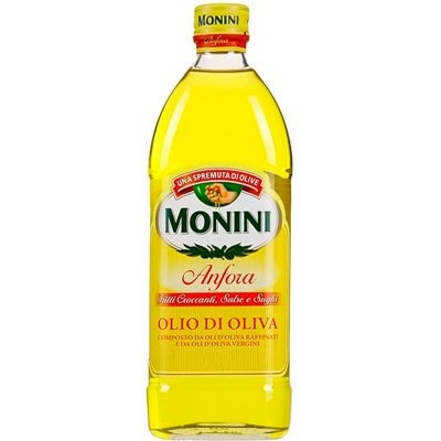 "Масло ""Monini"" оливковое 1л (1)"