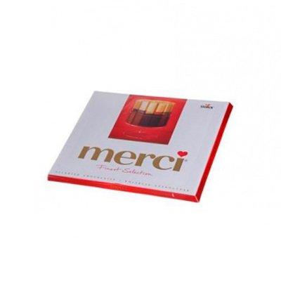 Конфеты Merci шоколадные ассорти 250г (1шт.)