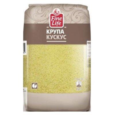 Крупа Пшеничная Finе Life Кускус 450г (2шт)