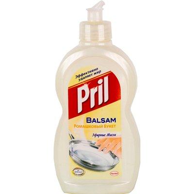 """Средство для мытья посуды """"Pril"""" ромашковый букет 0,45л (2 шт)"""