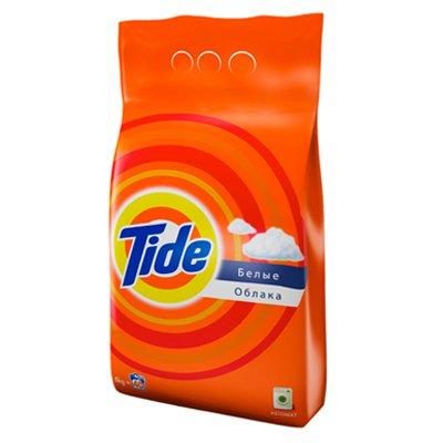 Стиральный порошок Tide Автомат Белые облака 6кг (1шт.)