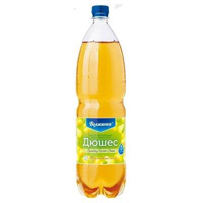 Напиток Волжанка Дюшес 1,5л пэт (6шт)