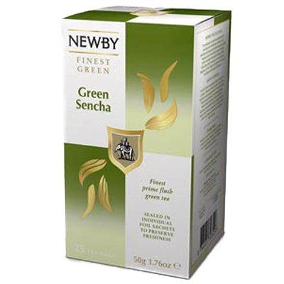 Newby / Ньюби Зеленая Сенча (25пак)