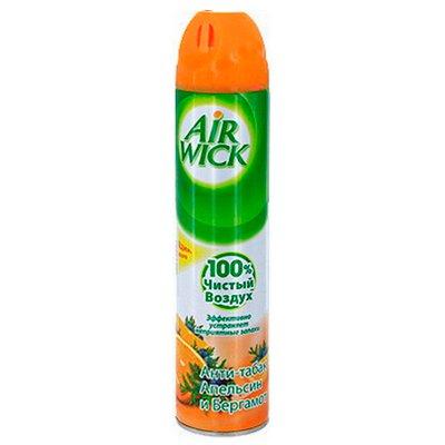 """Освежитель воздуха """"AirWick"""" Апел + бергам 240мл (2шт)"""