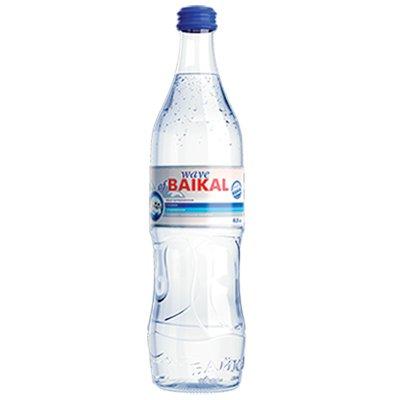 Волна Байкала 0,5л газ ст (12шт.)