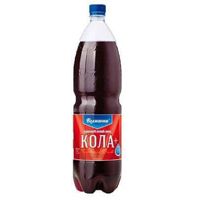 Напиток Волжанка Кола 1,5л пэт (6шт)
