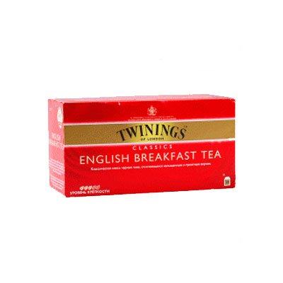Twinings / Твайнингс English breakfast (25пак) (2шт)
