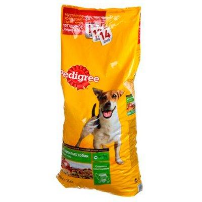 Корм для собак Pedigree для мелких собак (13кг)