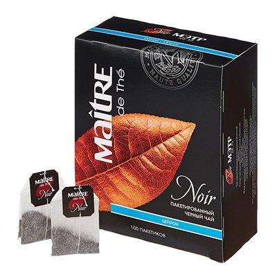 Чай Maitre Цейлон черный (100пак)