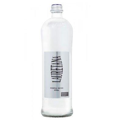 Вода Lauretana Pininfarina 0,75л газ ст (6шт)