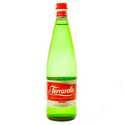 Ferrarelle / Ферарелле 0.75 литра, газ, стекло, 12шт. в уп.