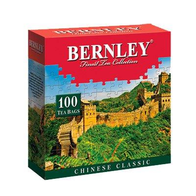 Чай Bernley Chinese Classic (100пак.)