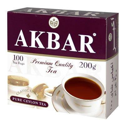 Akbar / Акбар классический (100пак)