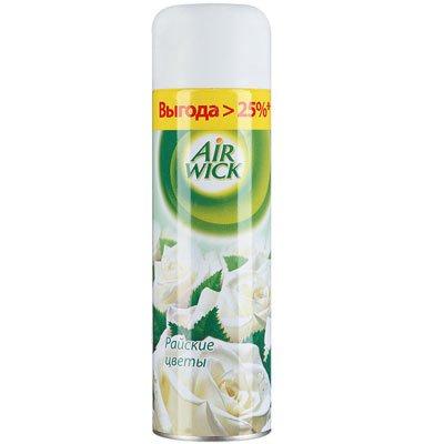 Освежитель воздуха AirWick Райские цветы 500мл