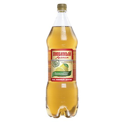 Любимый аромат Лимонад 2л ПЭТ (6шт)