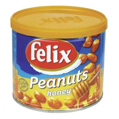 Арахис Felix жареный с медом 120г
