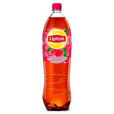 Lipton Ice Tea / Липтон Малина 1,5л пэт (6шт)