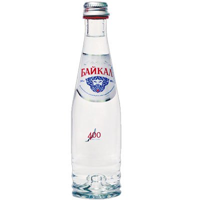 Вода Байкал 0.25 литра, без газа, стекло, 6шт. в уп.