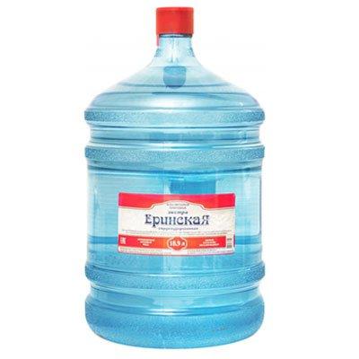 Вода Еринская экстра структурированная 18,9 литров