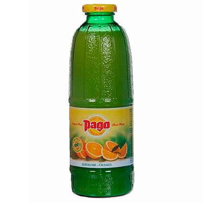 Pago / Паго апельсиновый 0,75л ст (6шт.)