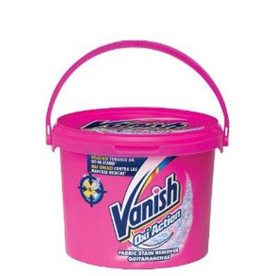 Пятновыводитель Vanish Oxi Action универсальный 2,4кг (порошок) (1шт)