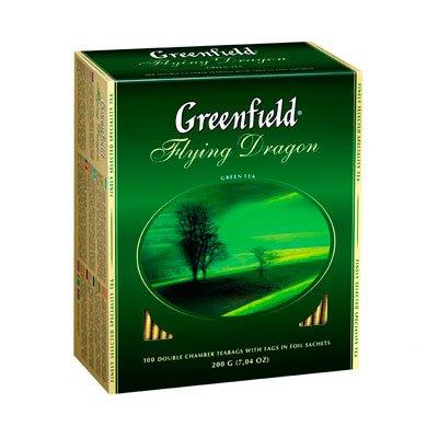 Greenfield / Гринфилд Flying Dragon (100пак)