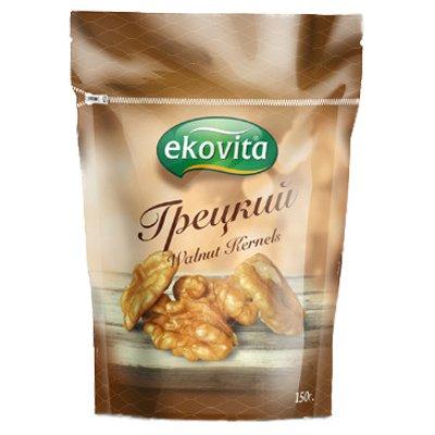 Грецкий орех Ekovita 150гр