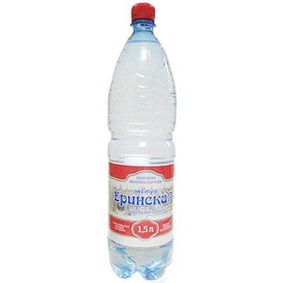 Вода Еринская экстра структурированная 1,5л. пэт (6шт)