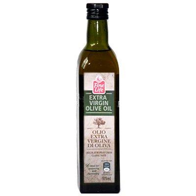 Масло Fine Life оливковое 0,75л. (1шт.)