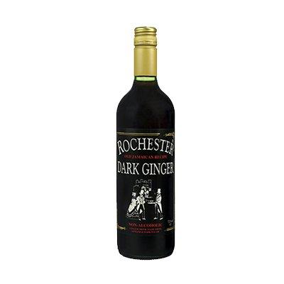Безалкогольный напиток Темный Имбирь Rochester Dark Ginger (245 мл)