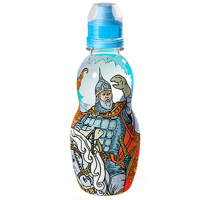 Серебринка детская Илья-Муромец 0.25 литра, без газа, пэт, 6шт. в уп.