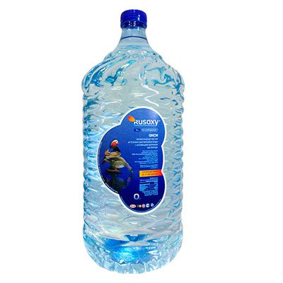 Вода Окси для кулера 10 литров, 1шт. в уп.
