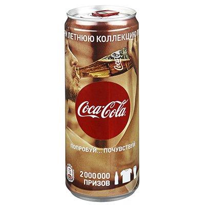 Coca-cola / Кока-Кола 0,25л ж/б (24шт)