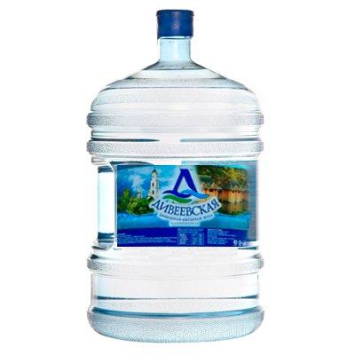 Вода Дивеевская 19 литров