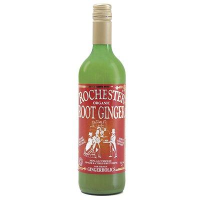 Безалкогольный напиток Rochester Organic Root Ginger (725 мл)