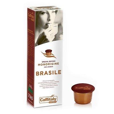 ���� � �������� Ecaffe Brasile (10��)